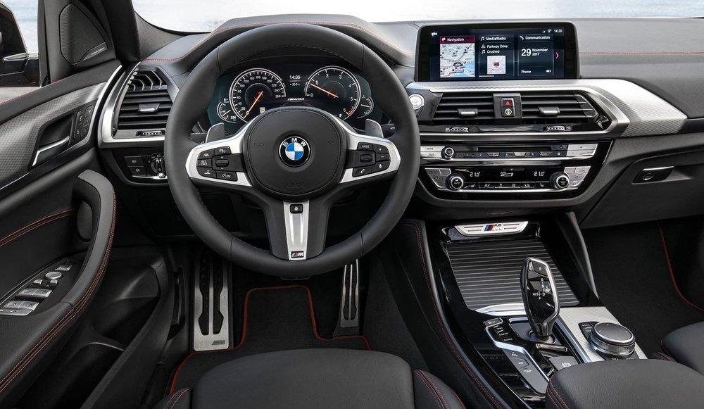 BMW X4M. Photo: BMW