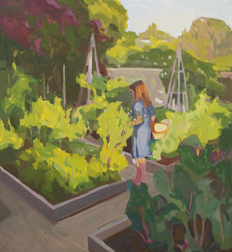 Anne Ward,  Tanya's Garden II