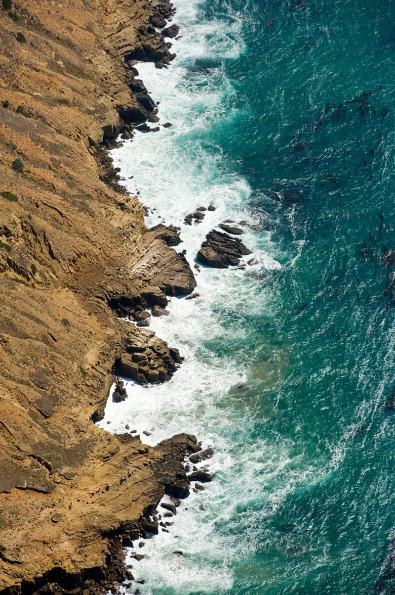 Sta Rosa Island South Light Rocks