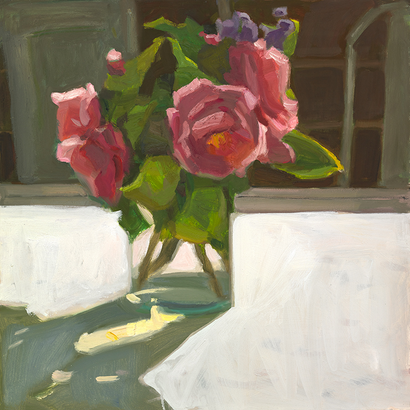 Winter Camellias