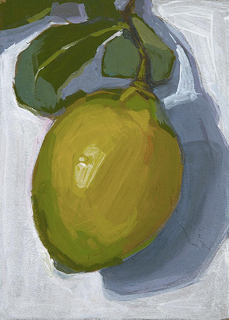 Lemon Garden Study