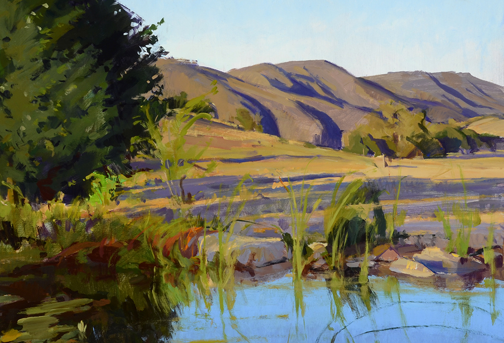 The Artist's Garden at Sowle Ranch - Learn more about our creative ranch retreat