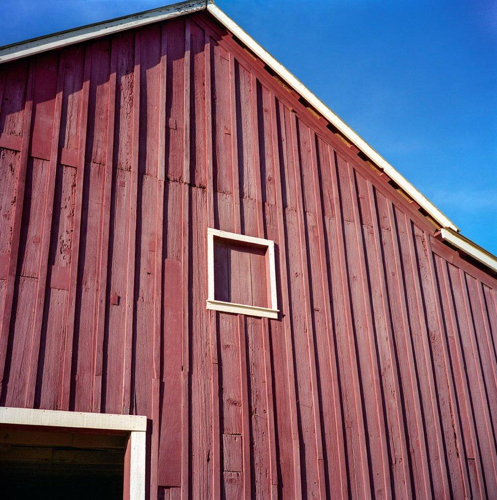 Barn Window, Sta Rosa Island