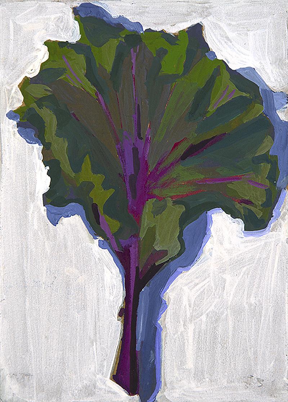 Kale Garden Study