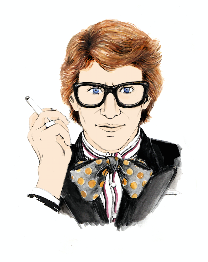 7-Yves Saint Laurent -Salon Magazine.png