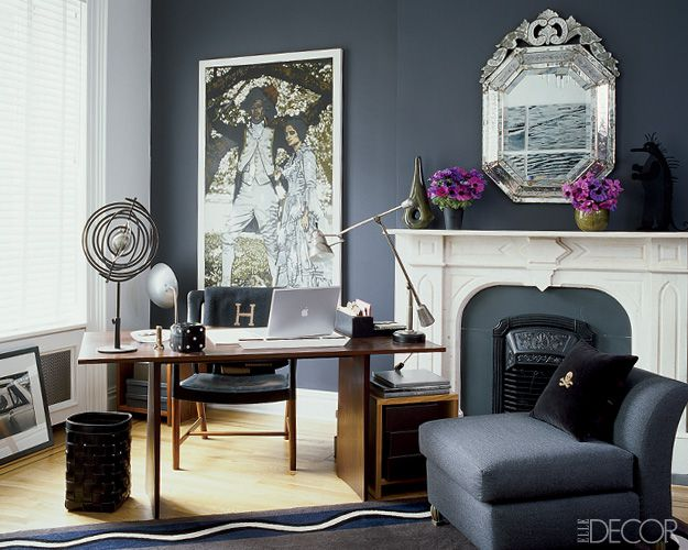 Bibi Monnahan for John Demsey via Elle Decor