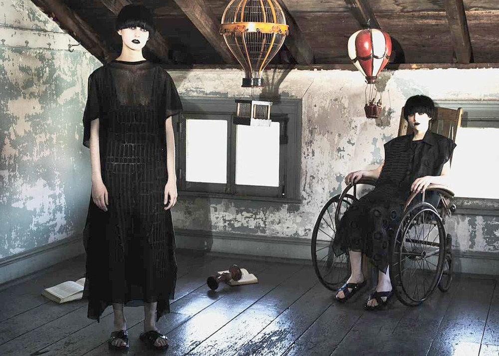 Visual Design Yuko Nakao