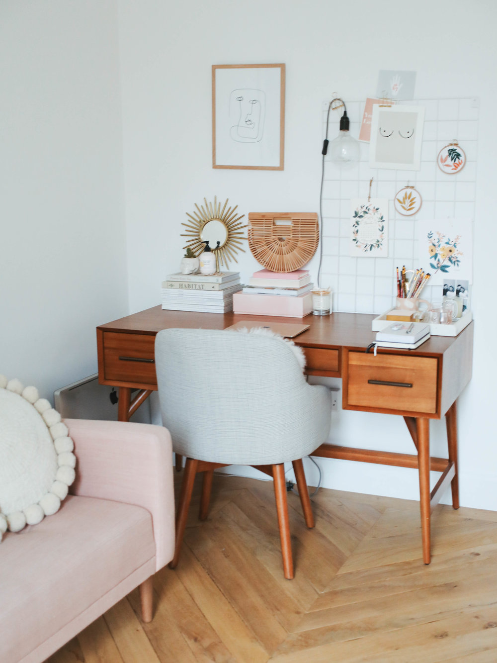 Kate Spier's Home Office