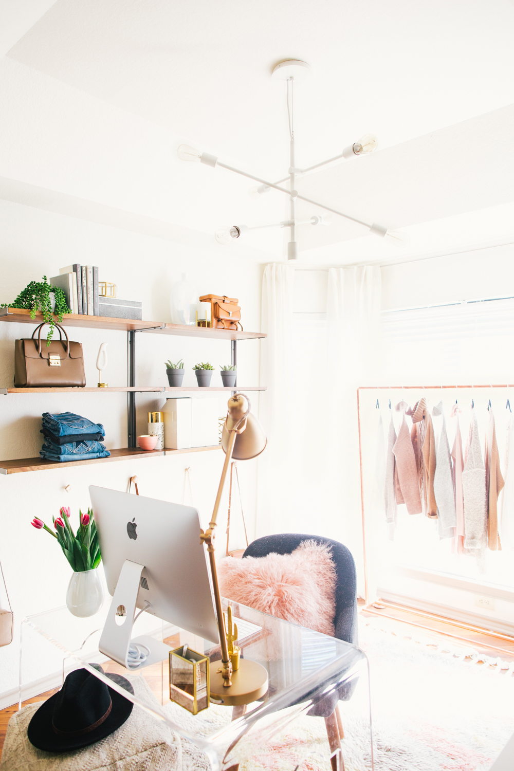 Olivia of Livvyland's Stunning Home Office