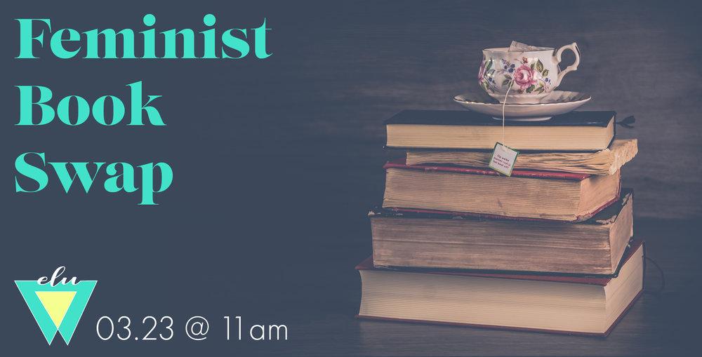 Long Beach Feminist Book Swap