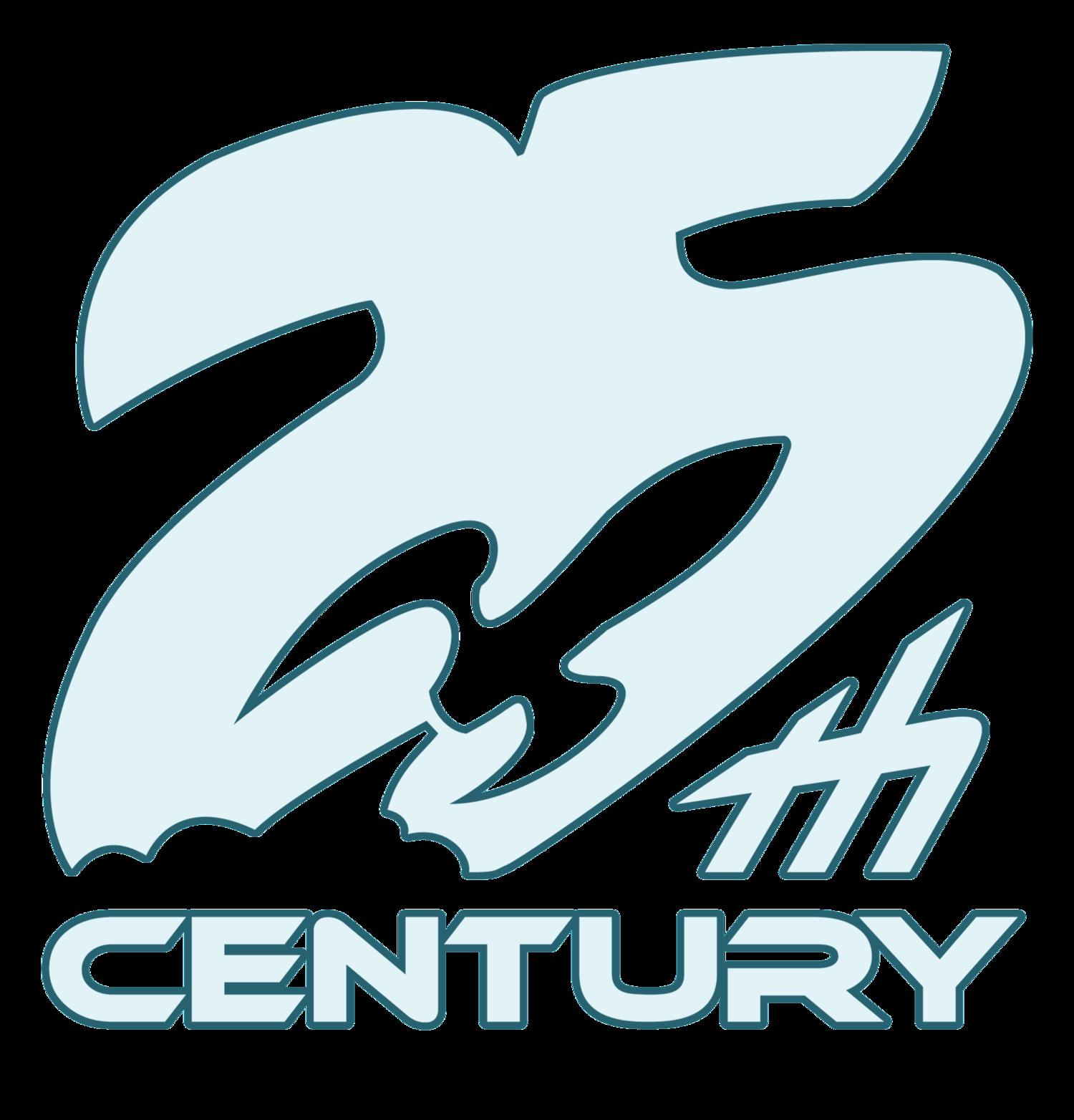 25th Century Games's Company logo
