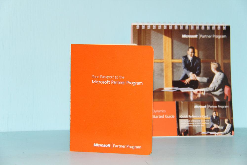 Microsoft Partner Program Training Materials