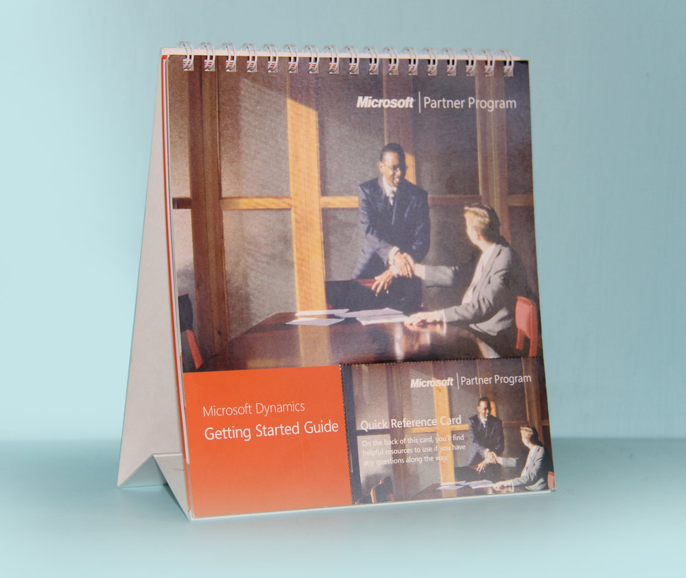 Microsoft Partner Program Training Materials Cover