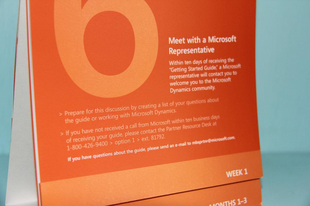 Microsoft Partner Program Training Materials Interior