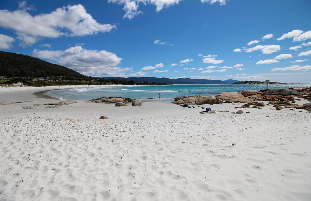 Apartments on Fraser Bicheno- beaches in East Coast of Tasmania