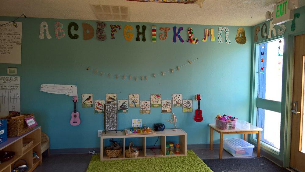 Vashon Classroom
