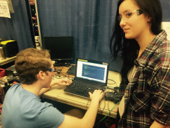 ZOE KISSEL BLOG WRITING IN FILMIC TERMS IT IS SO COOL TO BE A GEEK RIVERVIEW ROBOTICS