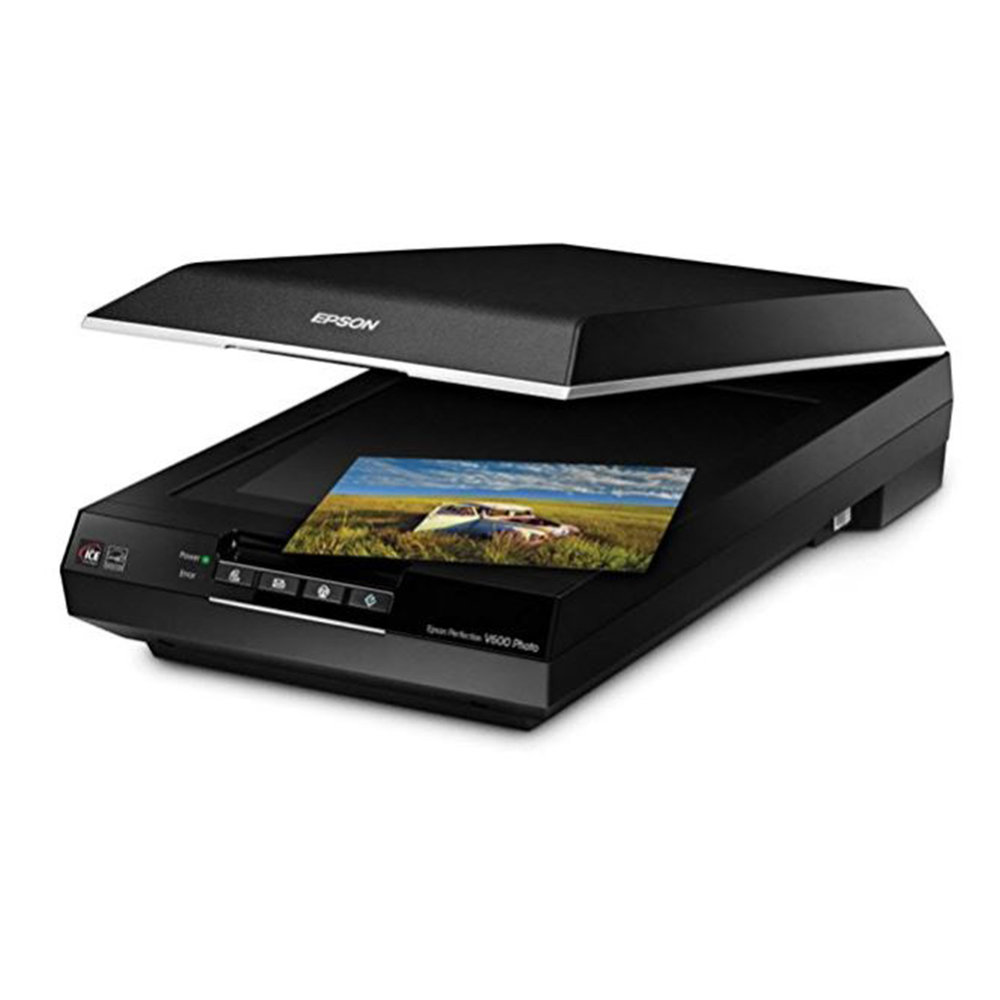Epson Perfection V600 Scanner.JPG