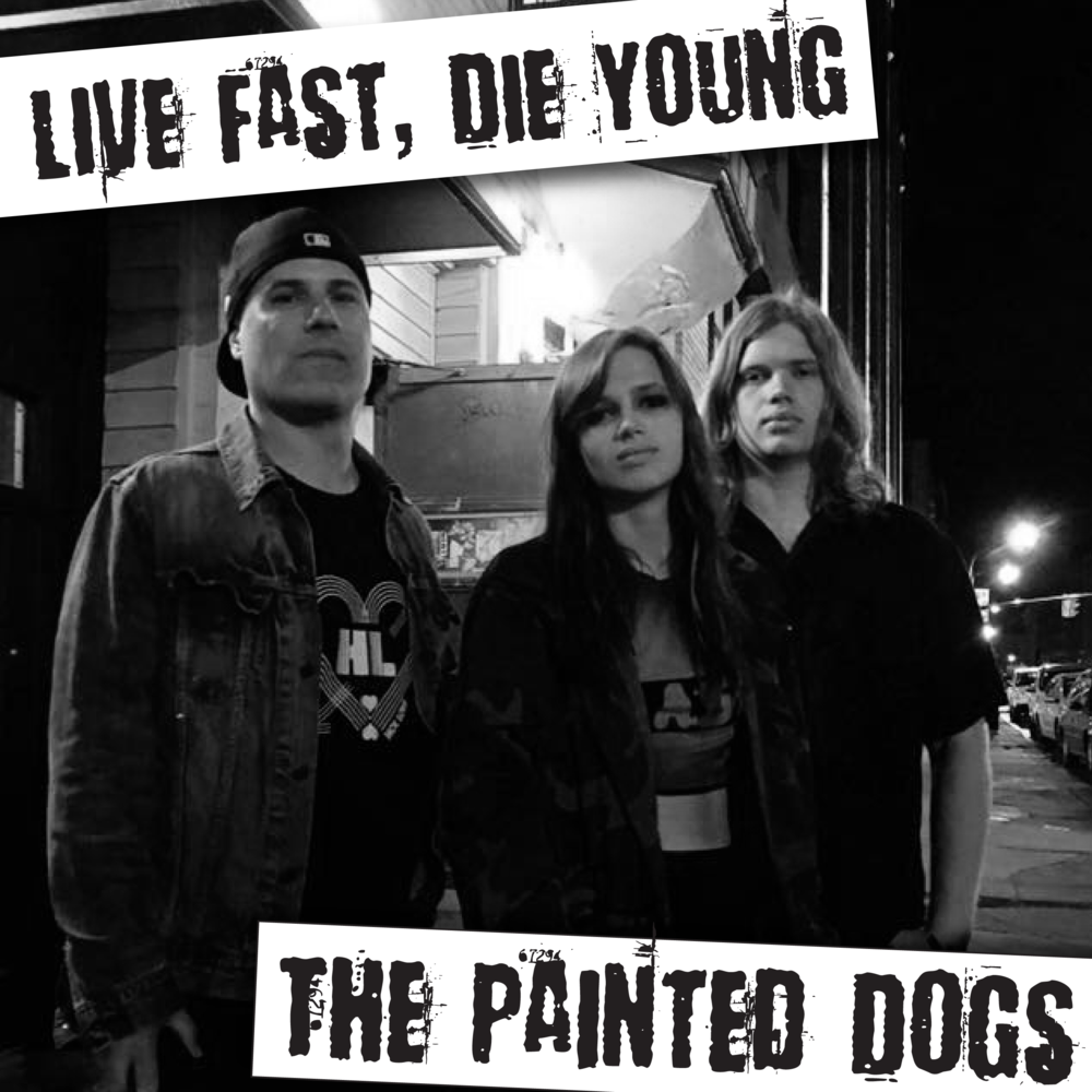 the painted dogs zoe kissel live fast, die young album