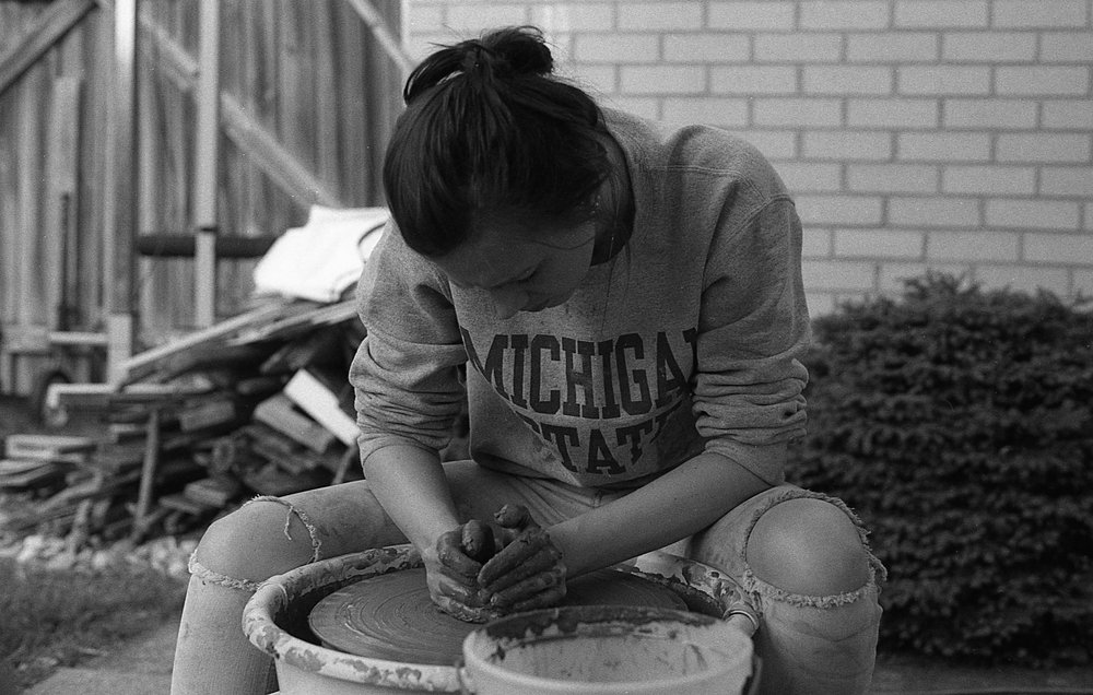 zoe kissel art pottery ceramics