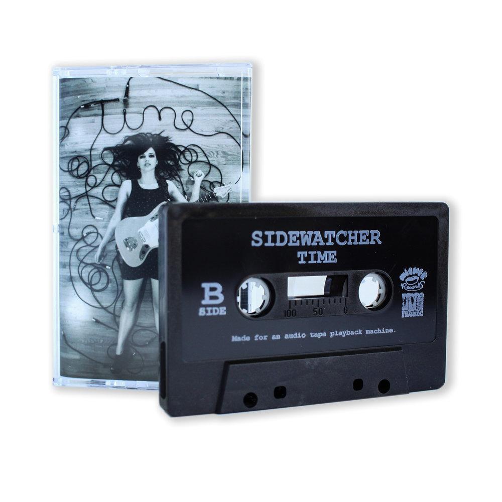 zoe kissel music sidewatcher merch time cassette store shop
