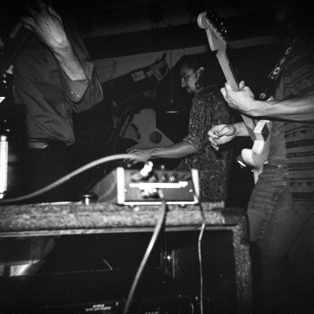 2018 Lomography Diana F+ Photo Medium Format 120 Film Zoe Kissel Photography concert brass monkey wyandotte michigan funksmanship