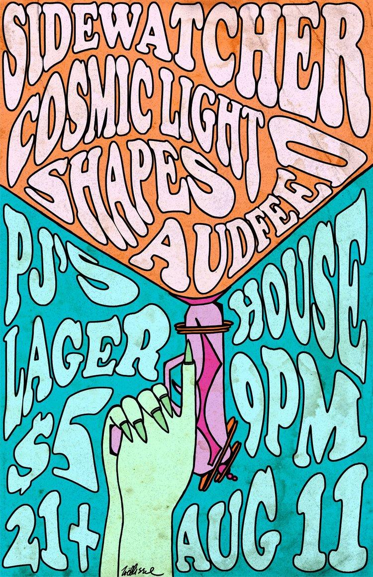 Zoe Kissel - Concert Posters