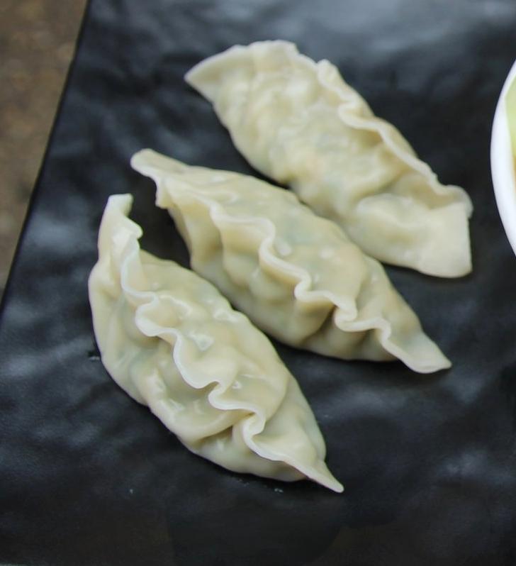 chicken dumplings $4.75