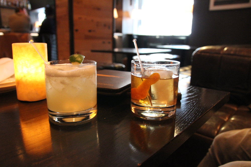 Margarita Italiana (left) +San Remo (right) -