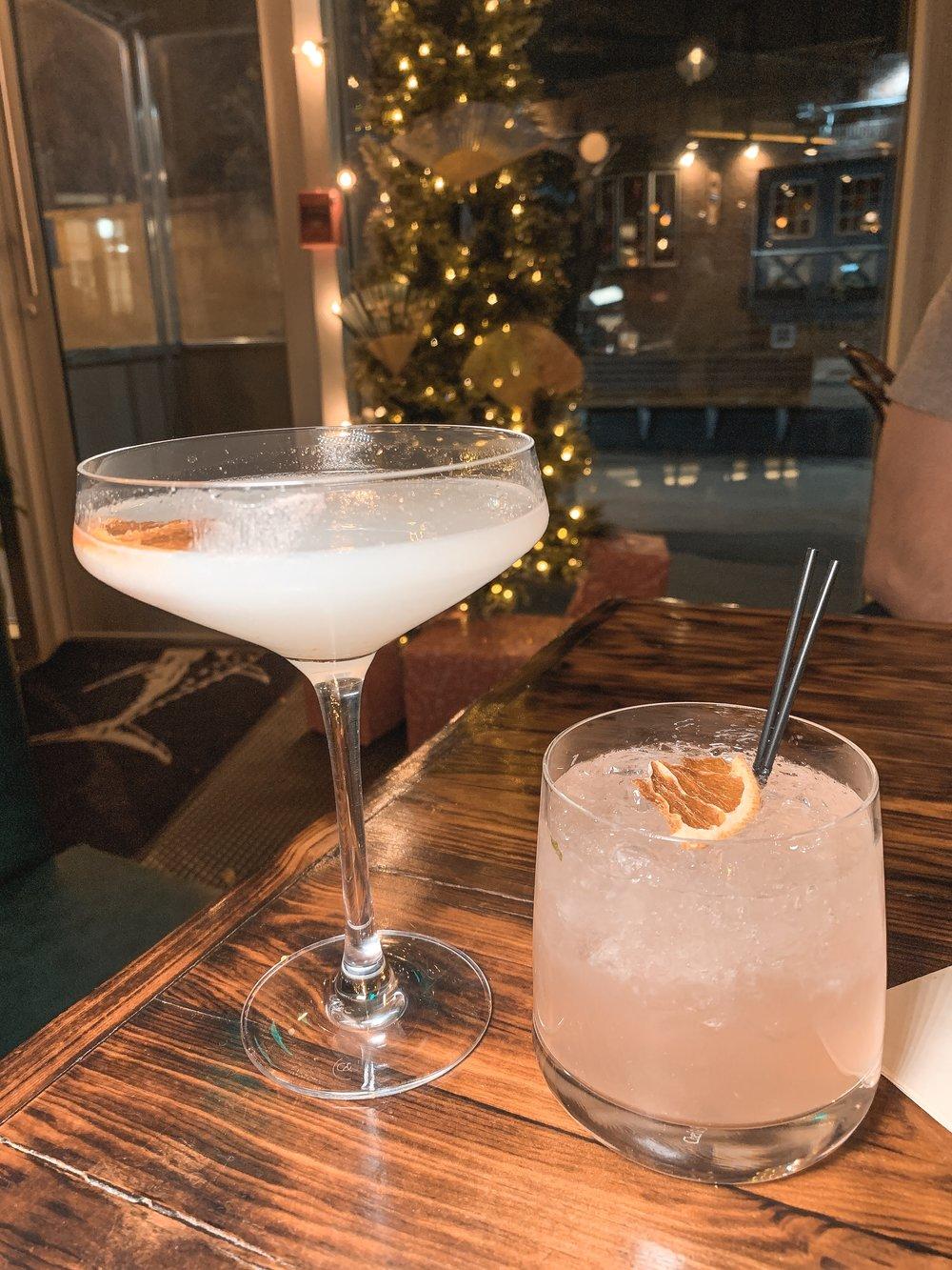 Tuna Bar   Lychee Martini & The Race Street