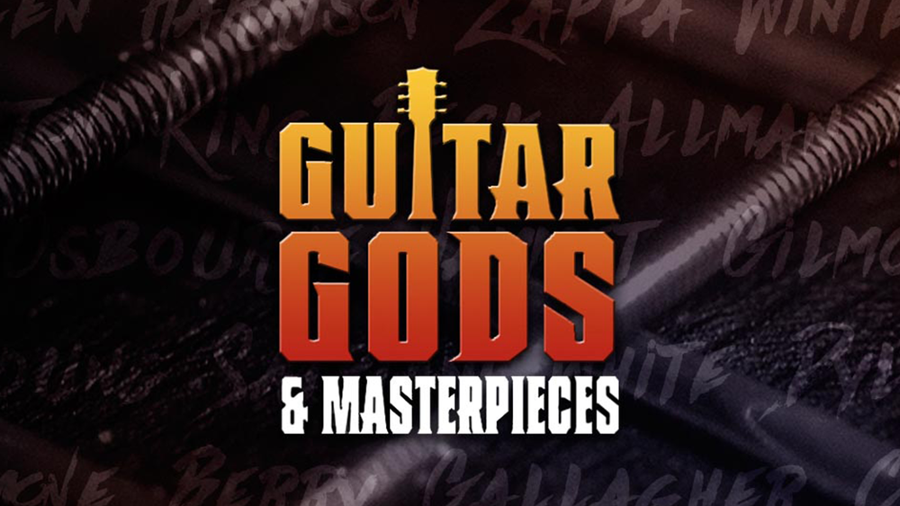 Guitar Gods and Masterpieces