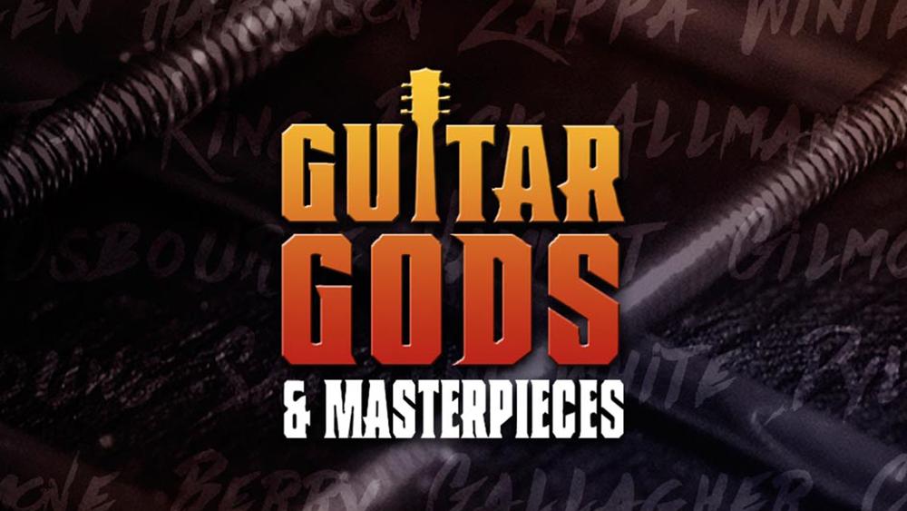 Guitar Gods and Masterpieces