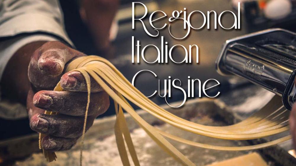 Regional Italian Cuisine