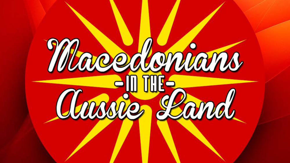 Macedonian's in the Aussie Land