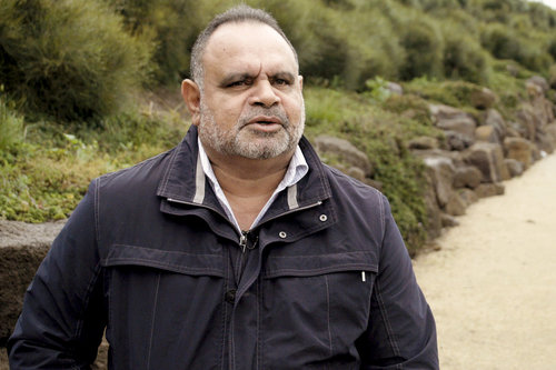 Former Essendon footballer &founder of The Long Walk, Michael Long, shared his story with Project 1 Million.