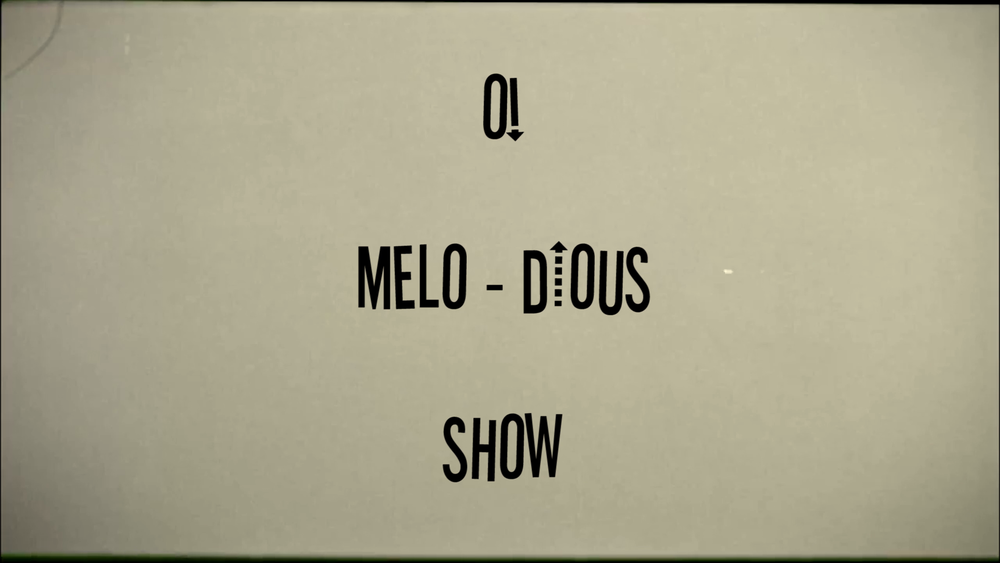 The O! Melodious Show with Melodious Zach