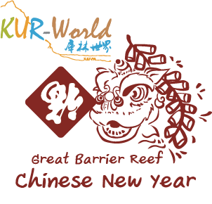 Great Barrier Reef Chinese New Year