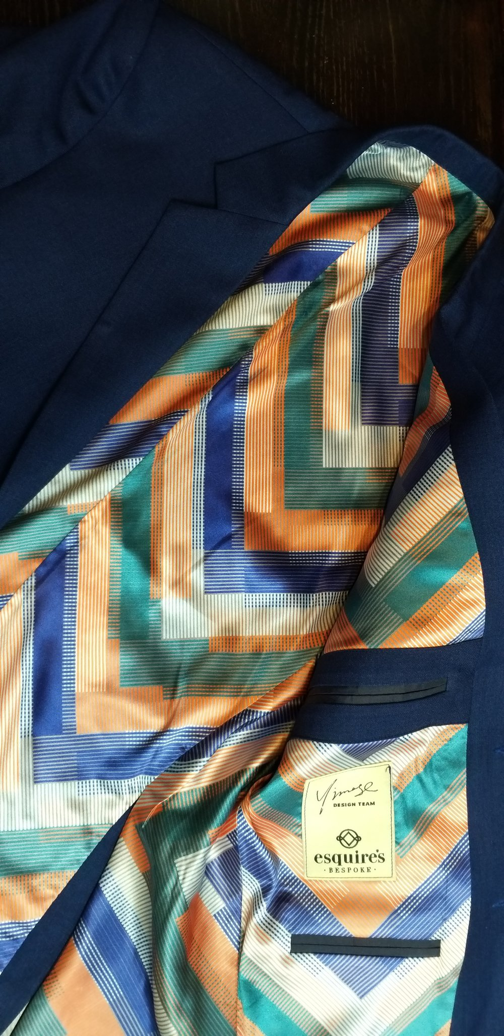 Singapore inspired       Inner Linings Collection -