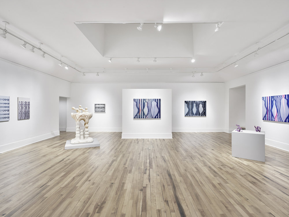 A Dialog on Distortion   Graham McDougal and Bayne Peterson at  Providence College Galleries , Curated by  Jamilee Lacey   2017 - 18