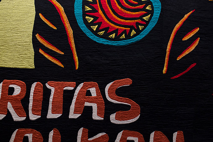 artiste indonesien eko nugroho art gallery of nsw zombie 3