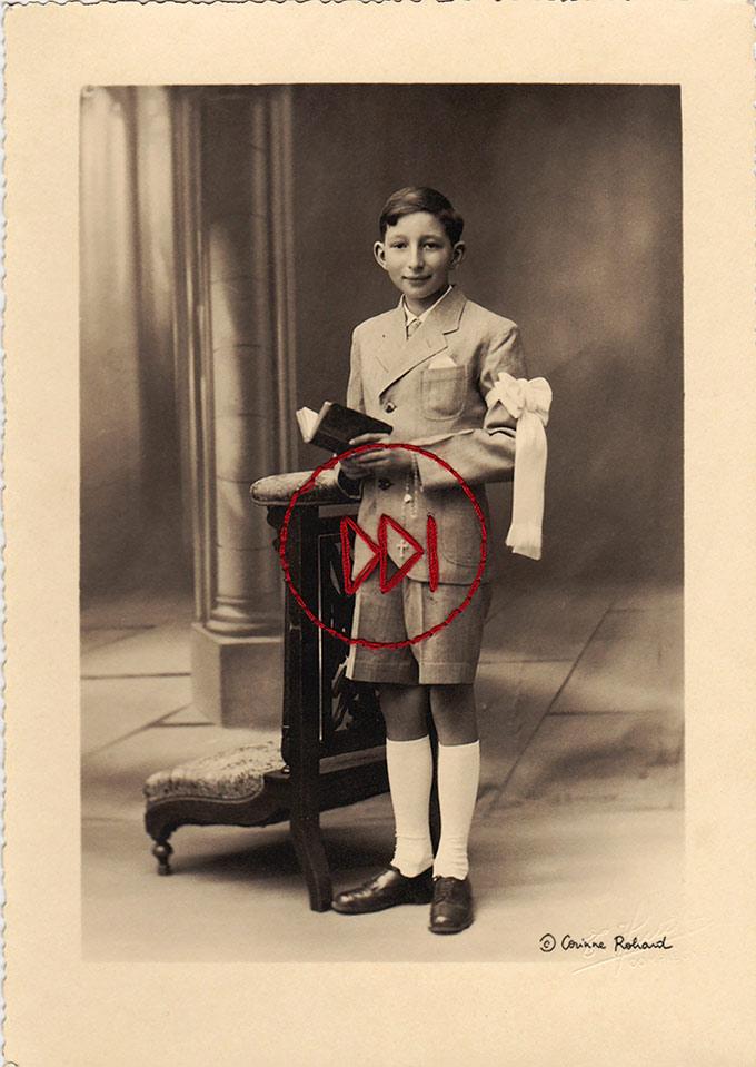 Memoires Vives de Corinne Rohard - broderies photos et interview sur Tricotine.com
