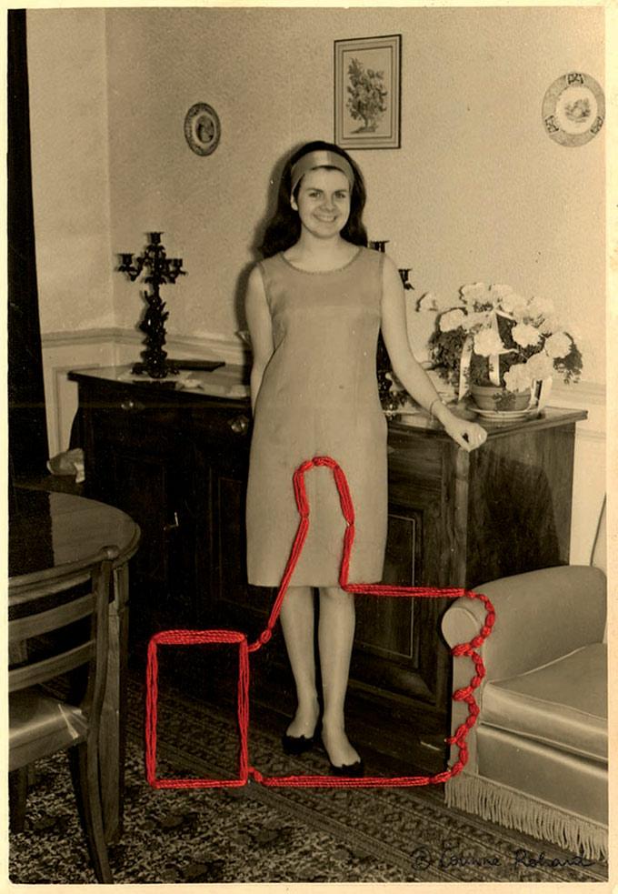 Memoires Vives de Corinne Rohard - interview broderies et photos sur Tricotine.com