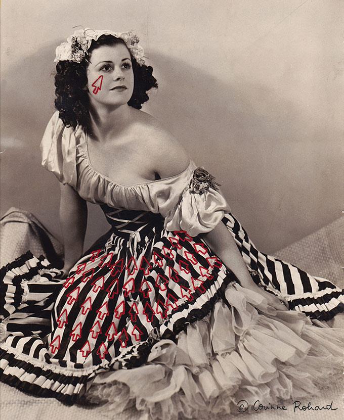 Memoires Vives de Corinne Rohard - photos brodees et interview sur Tricotine.com