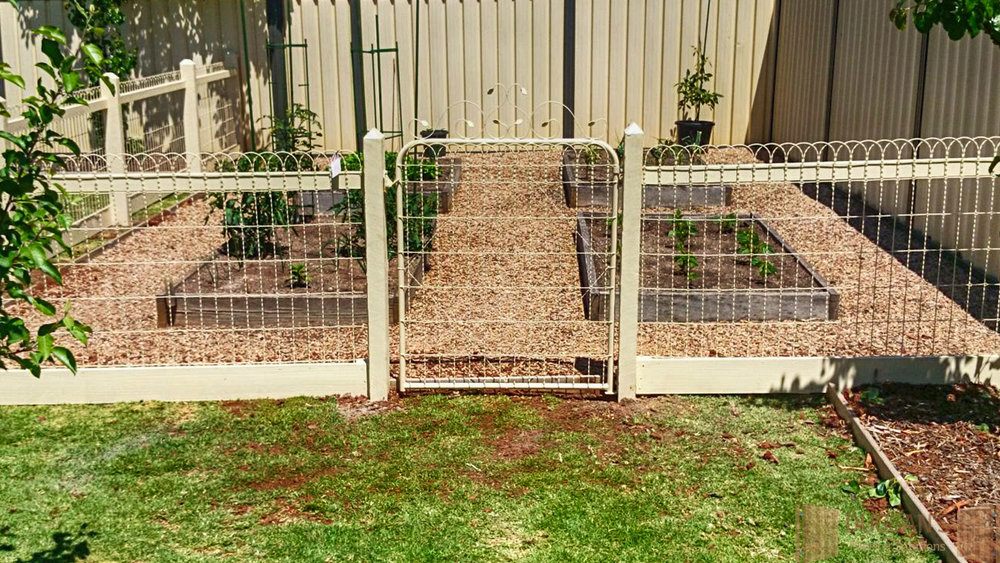 Emu Wire gate