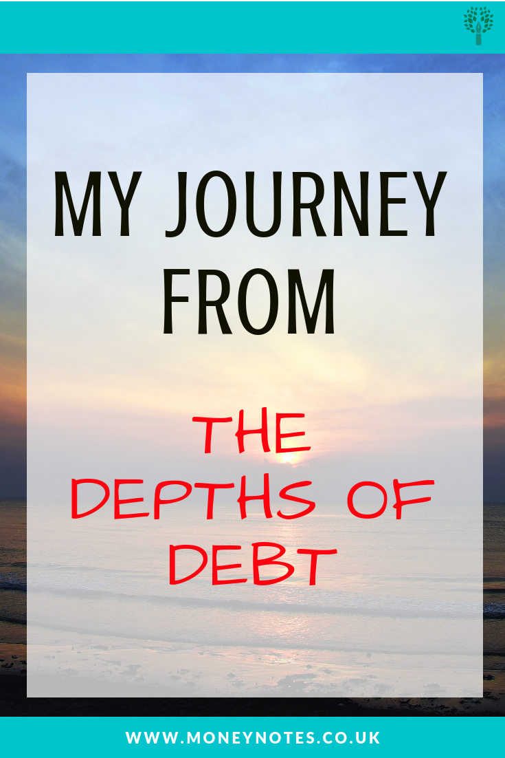 My Journey From The Depths of Debt