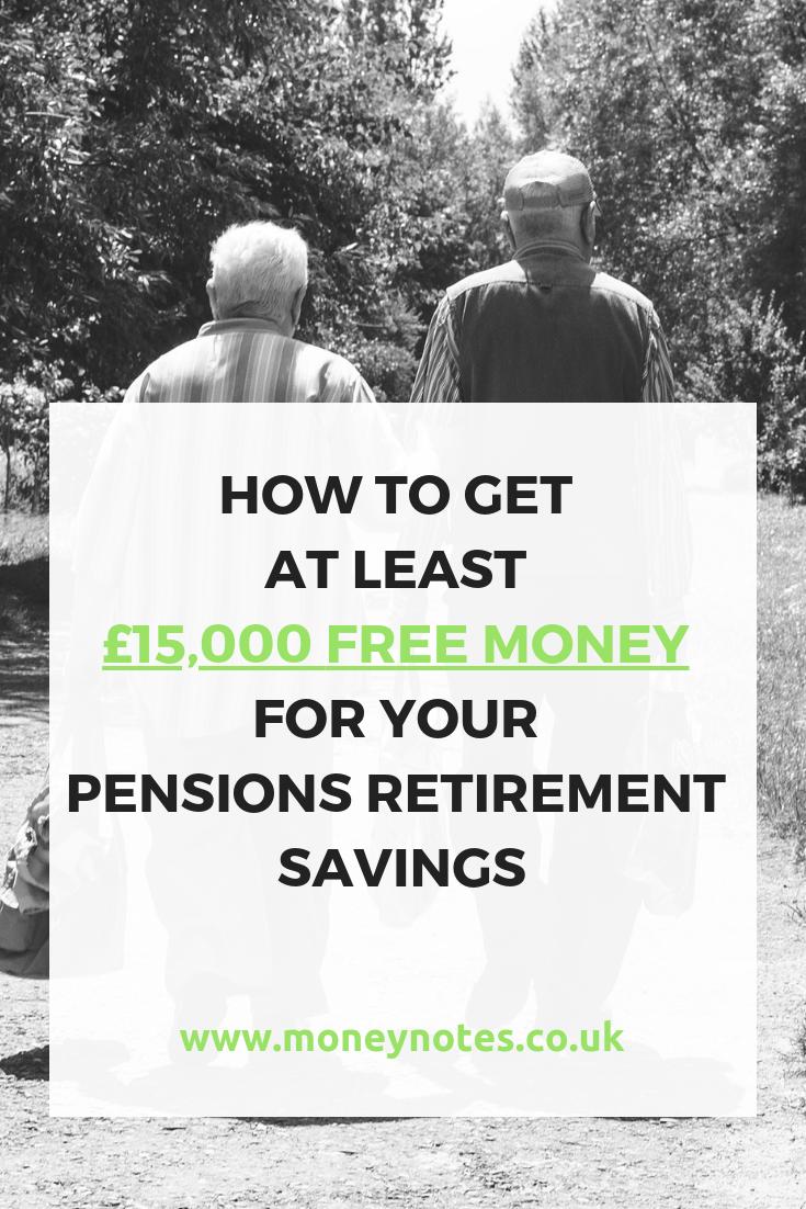Free Money Pension