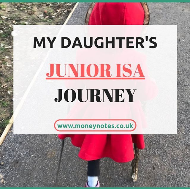 This one is extremely personal to me.  I share an article of my daughter's #investment journey from birth to currently age 3.  I believe if I am able to continue to invest a small amount on a monthly basis then her junior ISA will provide a couple of benefits which include:  1. Financial Education  2. Firm footing  3. Power of compounding  So get Investing for your little ones or big ones. #startsmallstartnow  Click link in bio @moneynotesofficial to find out how her investment is performing  The article was also written to celebrate #globalmoneyweek which is an annual financial awareness campaign built to inspire #children and young people to learn about money matters, livelihoods and #entrepreneurship