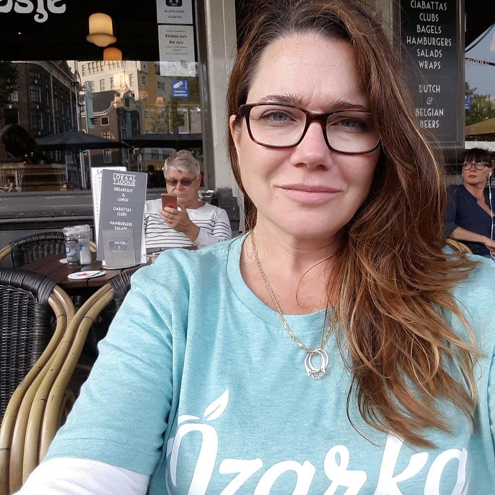 Beth - #humansofozarka I'm angry and sometimes despair over environmental injustice. The loss of habitat.