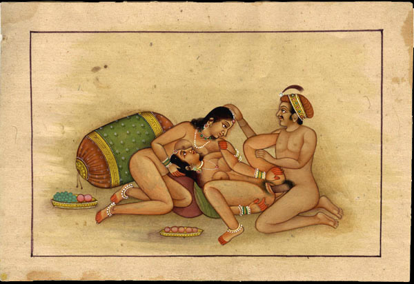 Suggestions of Sexual Adventures from the Kama Sutra