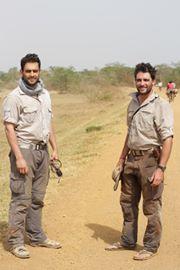 Ash and Lev - Uganda